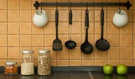 kuchenni narzędzia Zdjęcie Stock