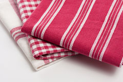 kuchenni ręczniki Obraz Royalty Free