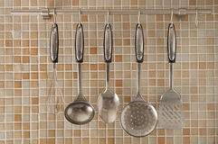 kuchenny materiał obraz stock