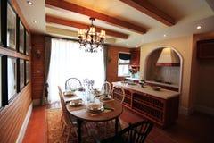 Kuchenny pokój Obraz Stock