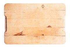Kuchenny stół Drewniany tło Obrazy Stock