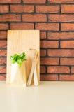Kuchenny stołowy wierzchołek Obraz Stock