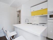 kuchenny studio Zdjęcie Royalty Free