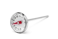 Kuchenny termometr Zdjęcie Stock
