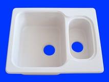 kuchenny zlew Fotografia Stock