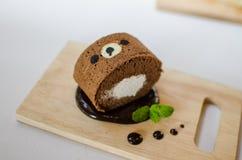 Kuchenrolle stockbilder