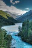 Kucherla lake Royalty Free Stock Image