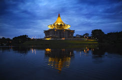 Kuching Royalty Free Stock Photography