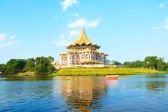Kuching, Bornéu (Malaysia) Imagem de Stock Royalty Free