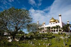 Kuching City Mosque  - Malaysia Stock Images