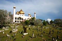 Kuching City Mosque  - Malaysia Stock Photos