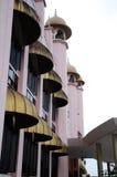 Kuching Grodzki meczet a K masjid Bandaraya Kuching w Sarawak, Malezja Zdjęcia Royalty Free