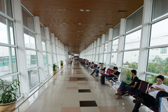Kuching International Airport interior Stock Photo