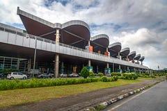 Kuching lotnisko międzynarodowe Zdjęcie Royalty Free