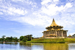 Kuching, Malaisie Photo stock