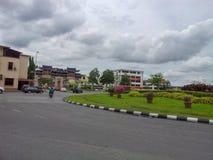 Kuching Malaysia September 2014 Royaltyfri Fotografi
