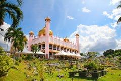 Kuching moské Arkivbilder