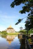 Kuching Riverside, Sarawak Stock Photos