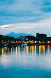 Kuching Waterfront Royalty Free Stock Photography