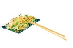 kuchni chińska sałatka Zdjęcie Stock