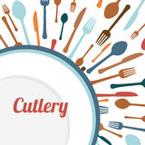 Kuchni dostaw projekt Fotografia Royalty Free
