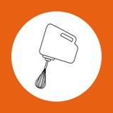 kuchni narzędzi projekt Fotografia Royalty Free