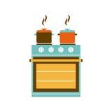 kuchni narzędzi projekt Zdjęcie Royalty Free