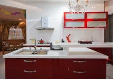 Kuchnia 16 Obrazy Royalty Free