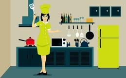 Kuchnia Zdjęcia Royalty Free