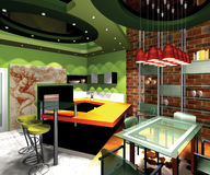 kuchnia Zdjęcie Royalty Free