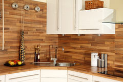 kuchnia dekoracji Fotografia Stock