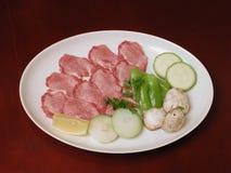 kuchnia japończyk Zdjęcia Royalty Free