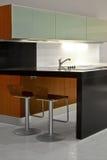 kuchnia minimalizm obrazy royalty free