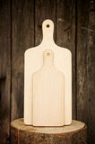 kuchnia narzędzia drewniany zdjęcia stock