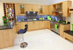 kuchnia nowa Obrazy Stock
