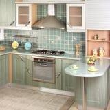 kuchnia nowożytna Zdjęcie Stock