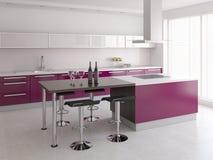 kuchnia nowożytna Zdjęcie Royalty Free