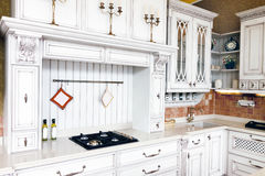 kuchnia nowożytna Fotografia Stock