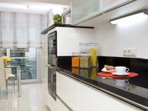 kuchnia nowożytna Zdjęcia Stock