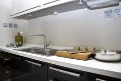 kuchnia nowożytna Obraz Stock
