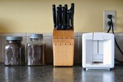 kuchnia odpierający wierzchołek Obraz Royalty Free