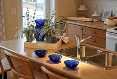 kuchnia piękna Zdjęcia Stock