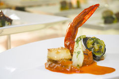kuchnia portuguese Zdjęcie Royalty Free