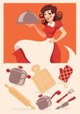 Kuchnia przedmioty ilustracji