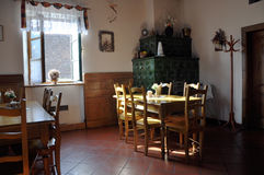 kuchnia stara Fotografia Stock