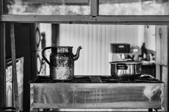 kuchnia stara obraz stock