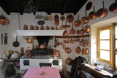 kuchnia stara Obrazy Royalty Free