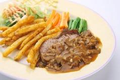 kuchnia stek zdjęcie royalty free