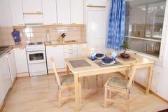 kuchnia szczegółów wnętrze Fotografia Stock