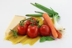 kuchnia we włoszech Fotografia Stock